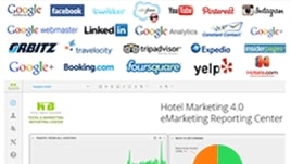 Hotel Marketing 4.0 Reporting