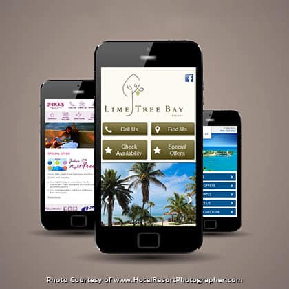 Mobile & Responsive Website development