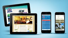 Mobile & Responsive Site